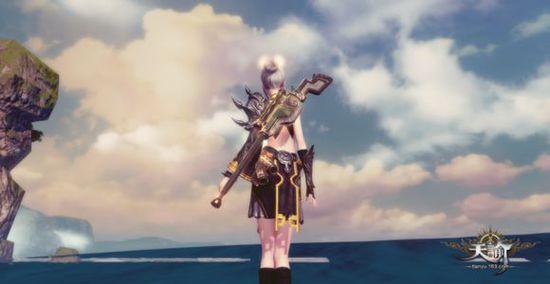 天谕时装巨作之女装篇 刺影